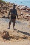 Dead Sea Mud Pit