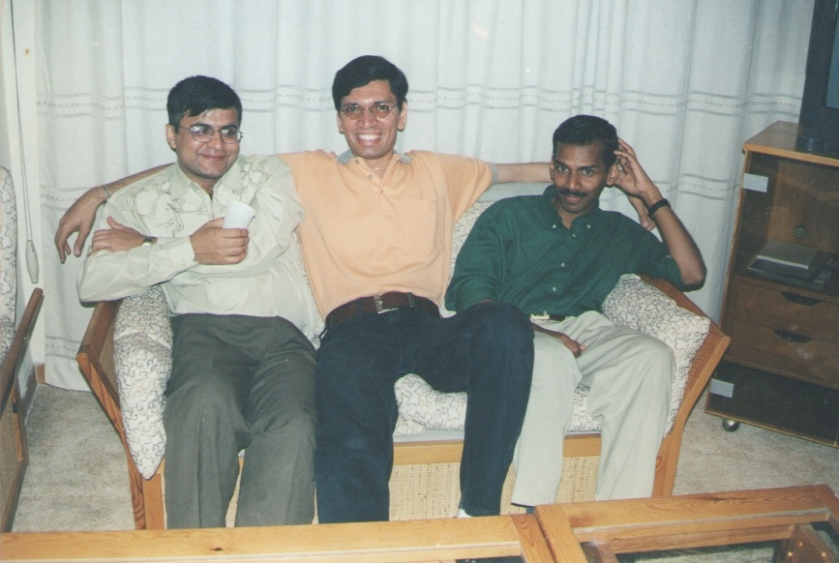 Nilesh Khakkar, Vinod Melarkode, Anoop Nadela Kandy
