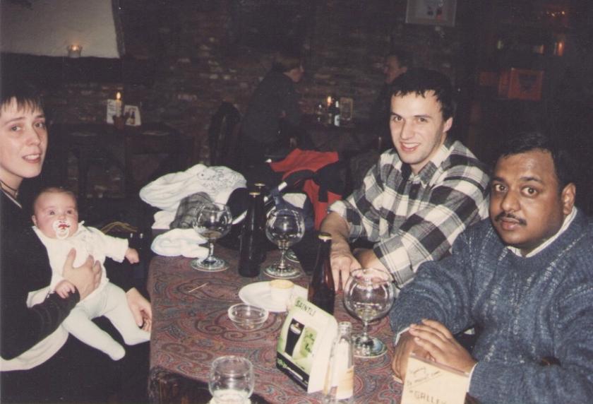 At Irish Pub