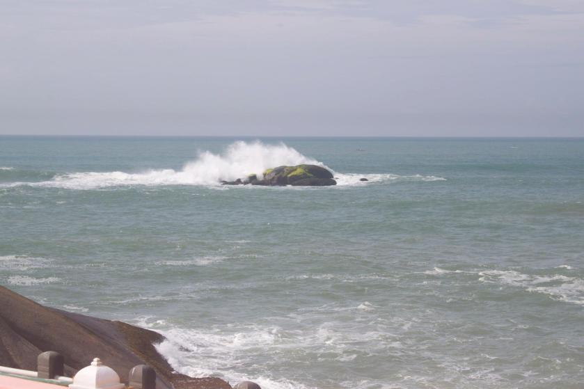 The Sea from the Vivekananda Rock