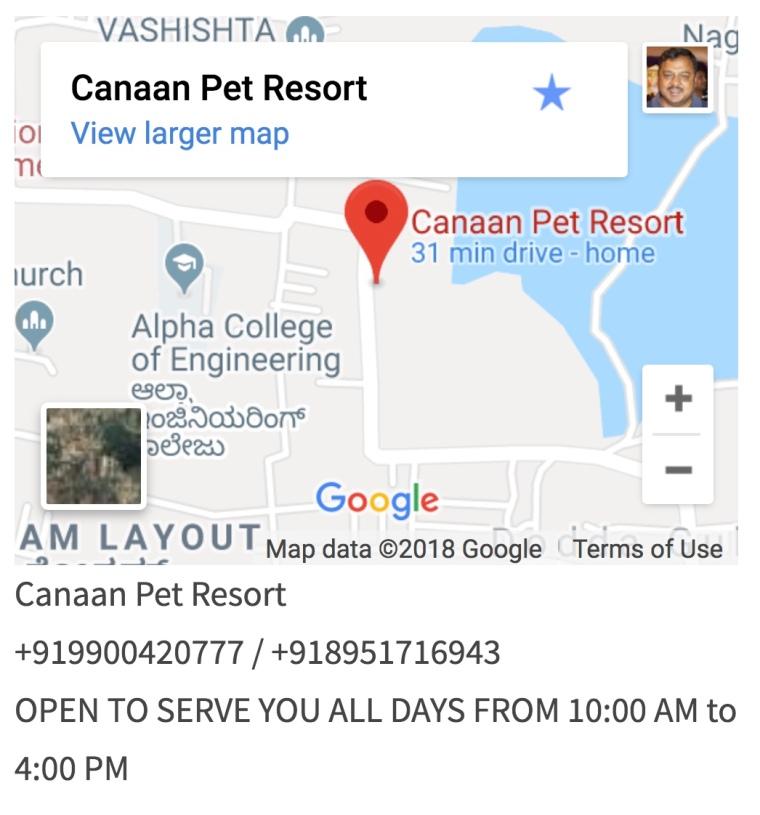 CanaanPetResort