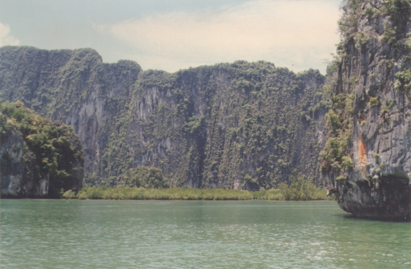 Close to James Bond Island