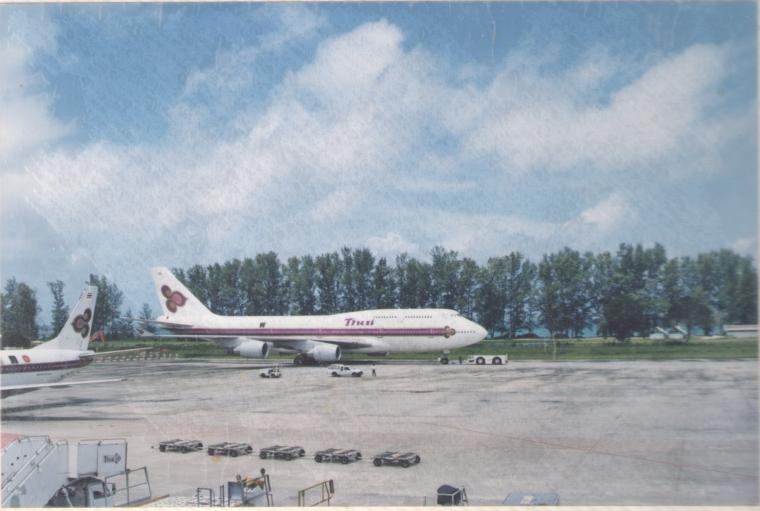 Phuket Airport 1