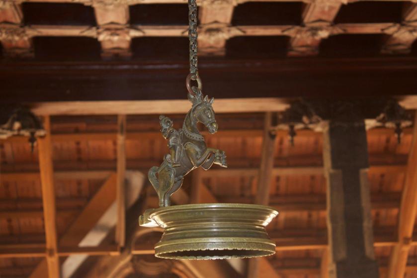 One beautiful Lamp
