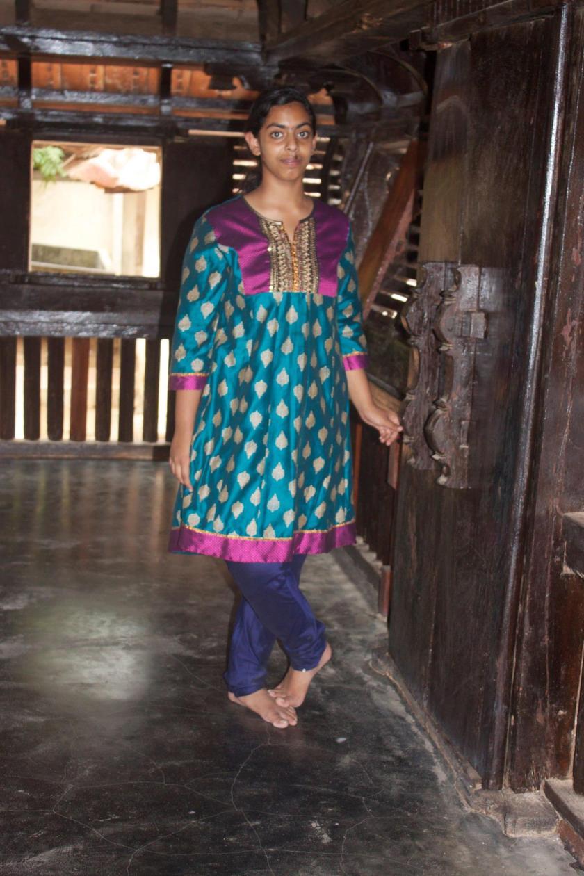 Ranoo at the Palace