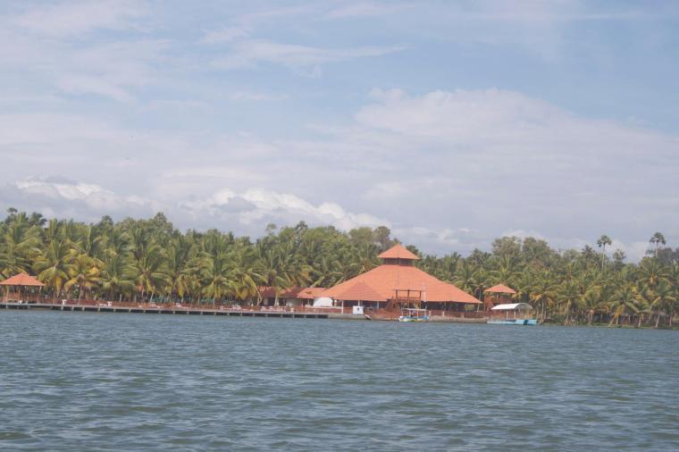 Habitat in Back Waters