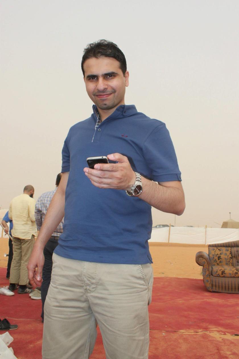 Ahmed Al Suwaiyan