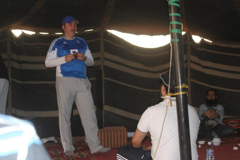 CIO, Mr. Medhat Amer from Jordan.