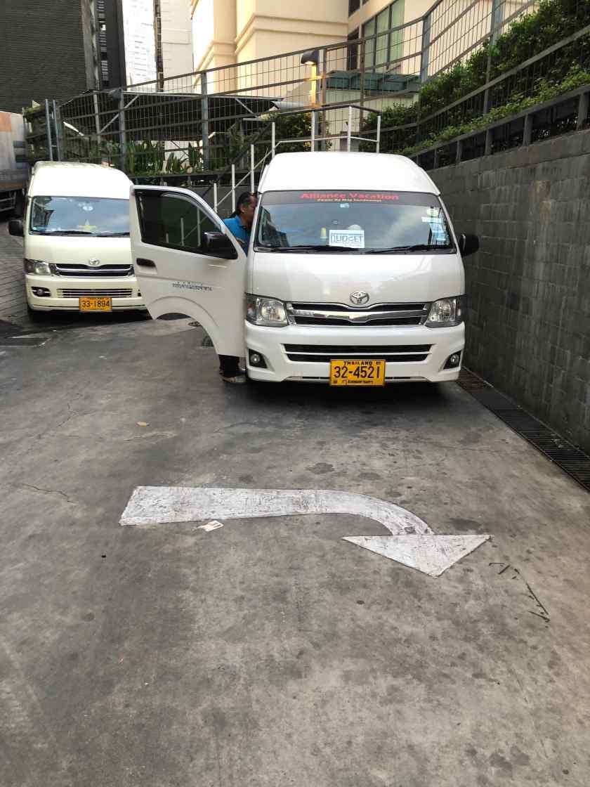 Our Van - 32 4521