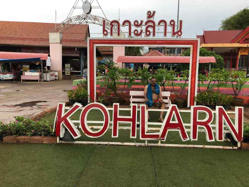 Koh Larn - Thai name for Coral Island