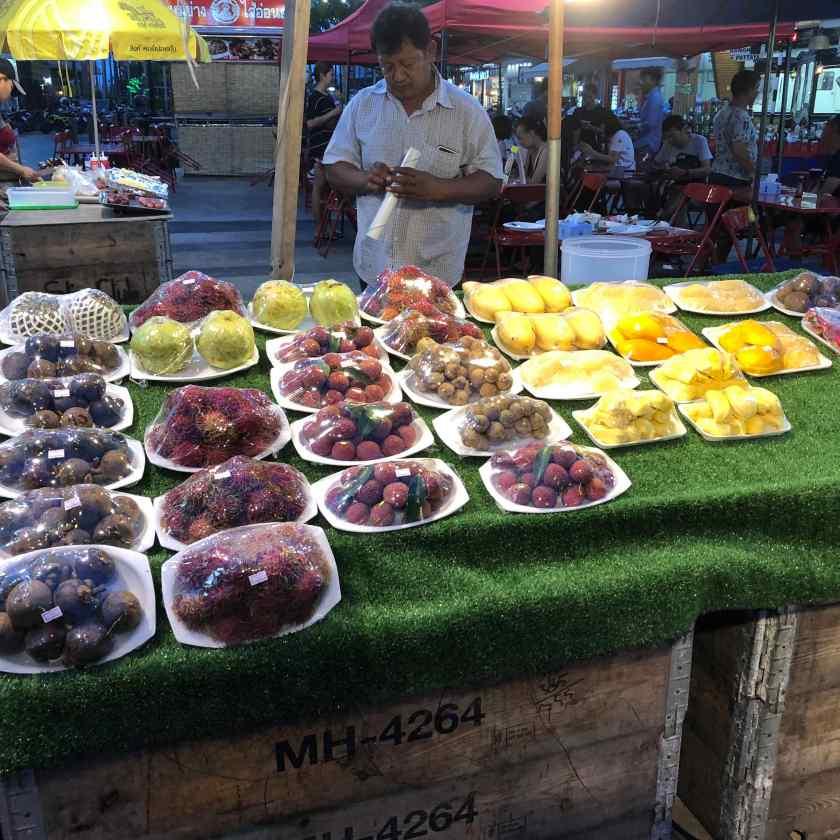 Fruits for Dinner
