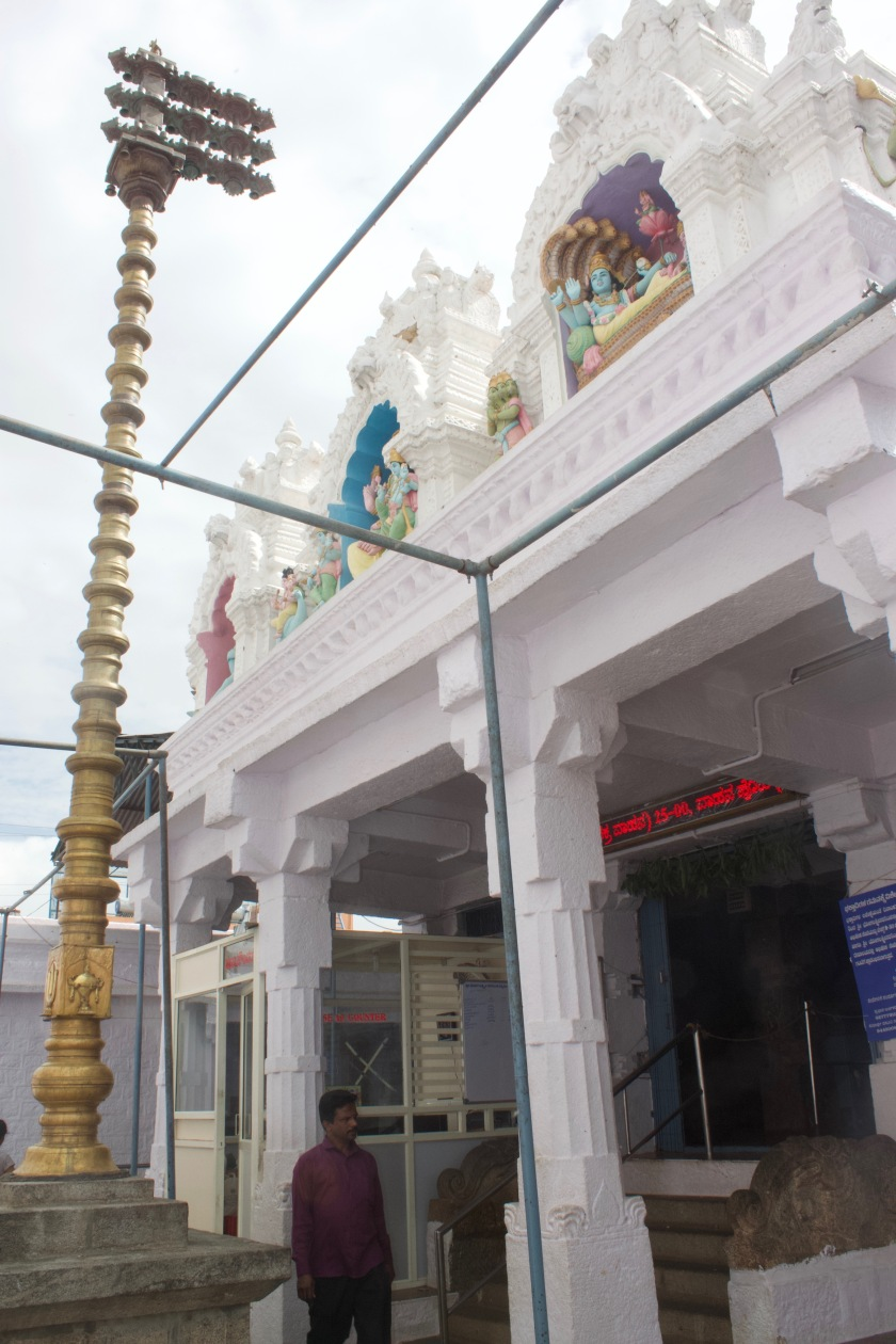 The Narasimha Swamy Temple in the premises