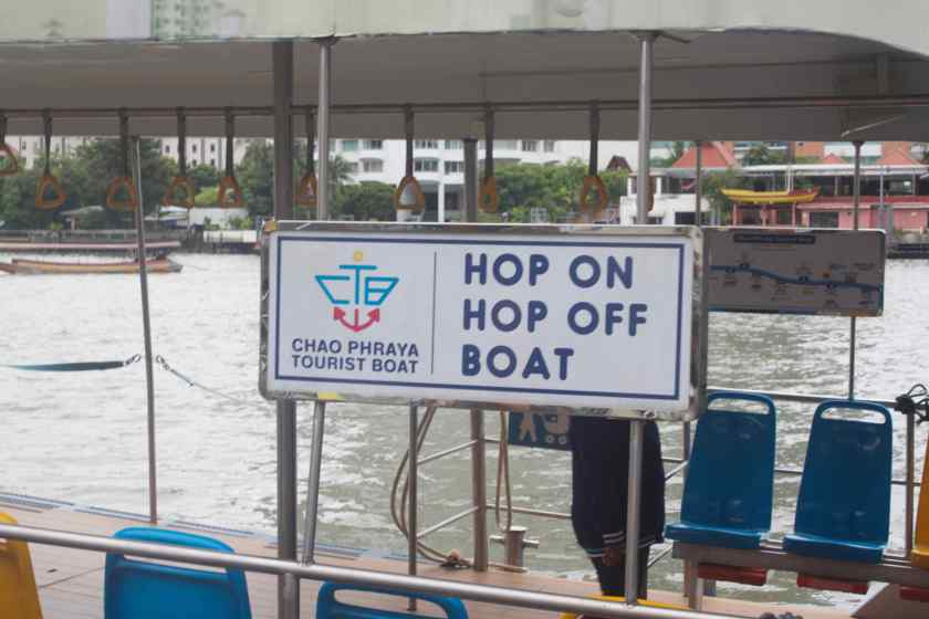 Hop On Hop Off Boat