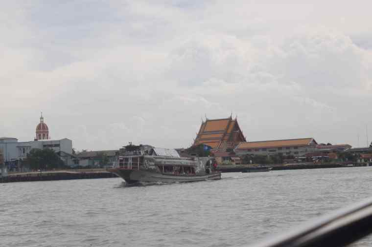 Scene on Chao Phraya