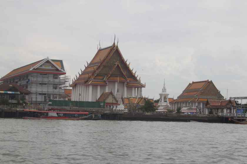 Scene on Chao Phraya