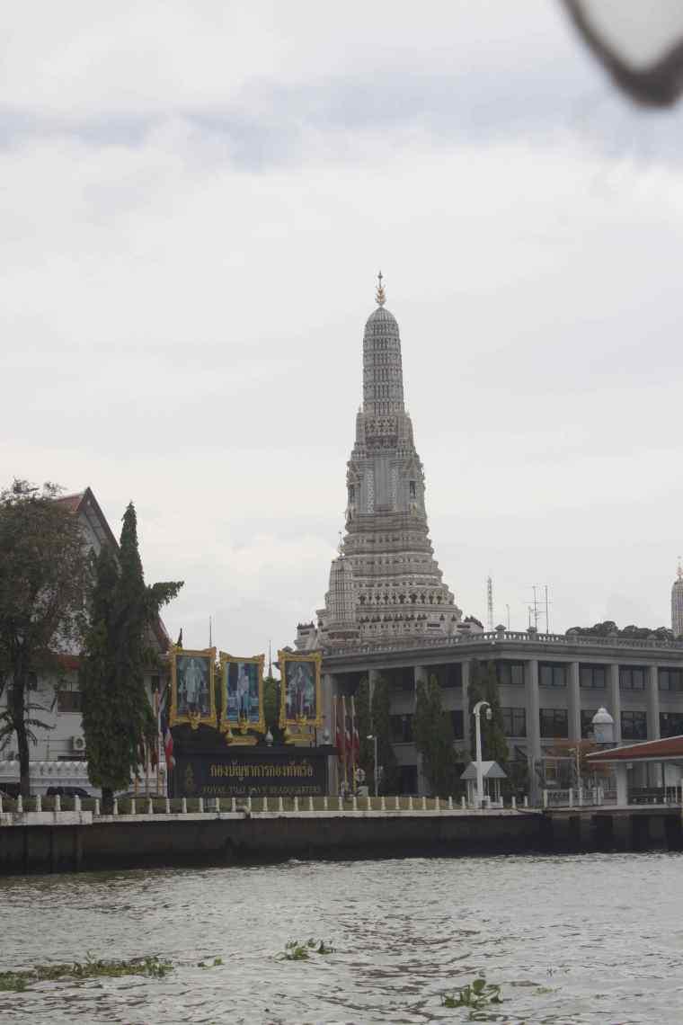 Wat Arun from Chao Phraya