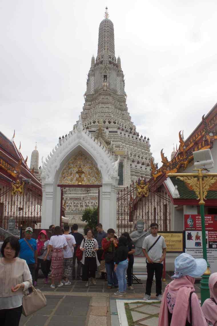 Entrance to Wat Arun