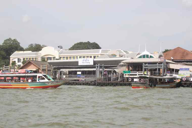 Maharaja Pier