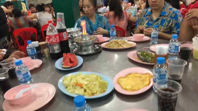Sea Food Lunch at TN Seafood