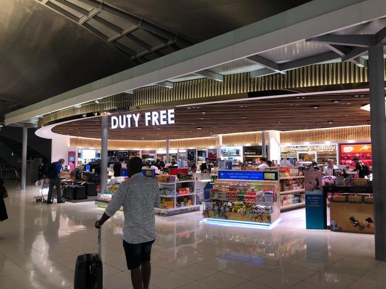 Duty Free Shops