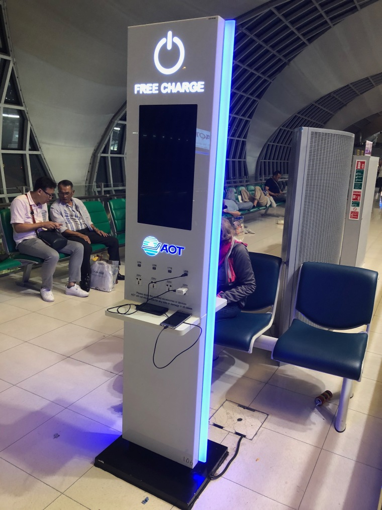 Mobile Charging Points