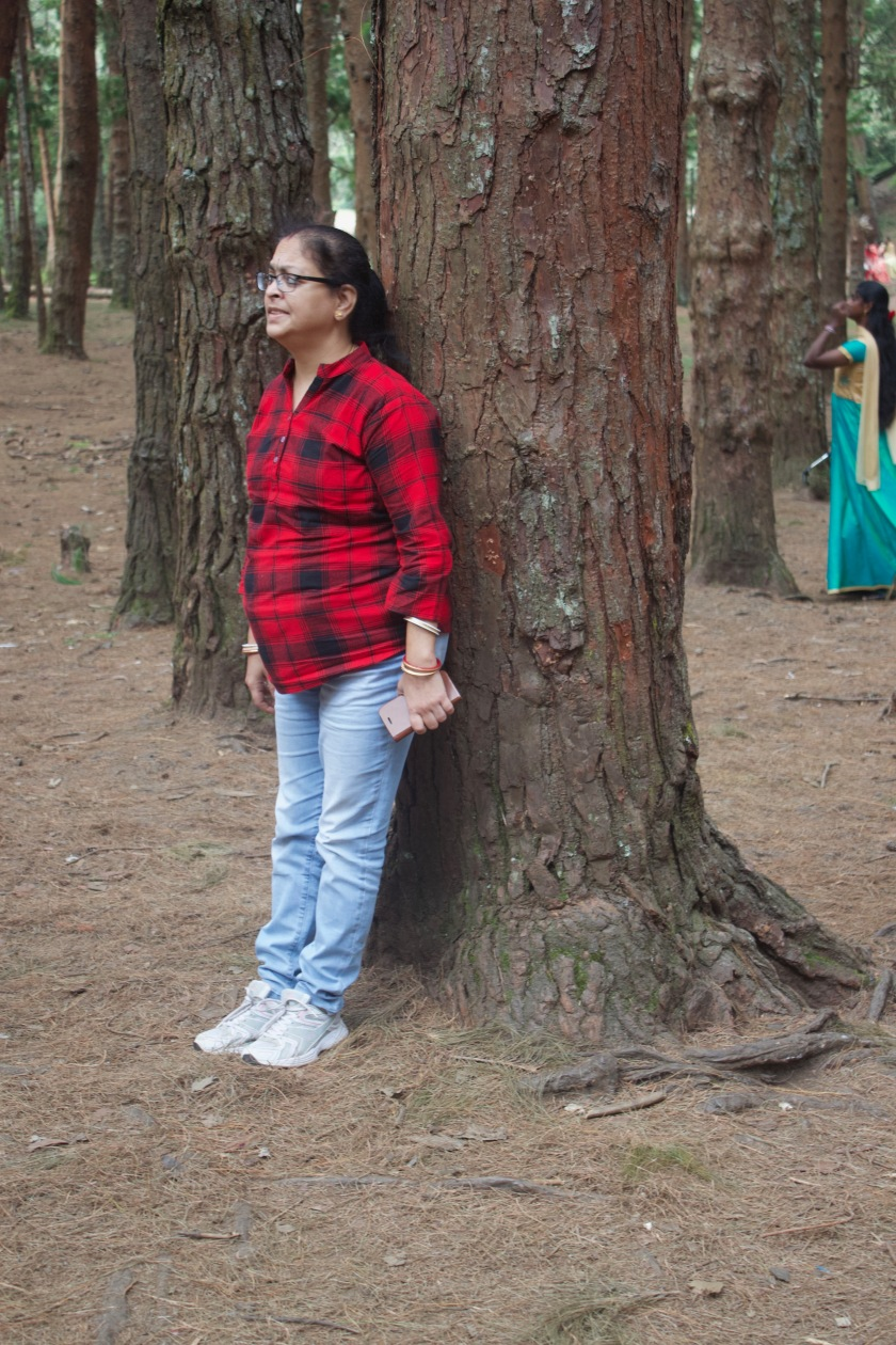 Deepshree at Pine Forest