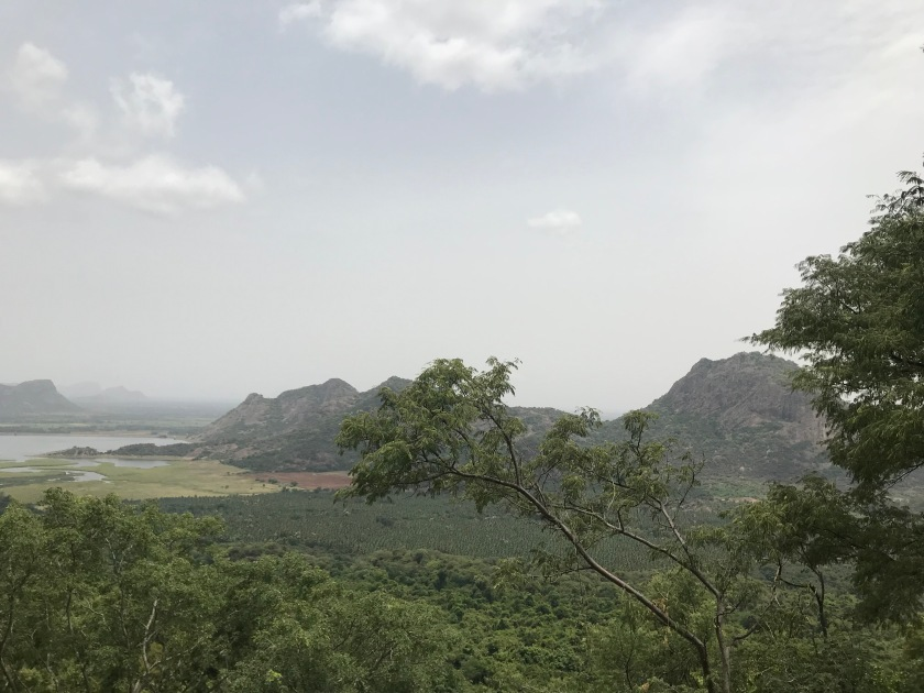 On the way from Pallani to Kodaikanal