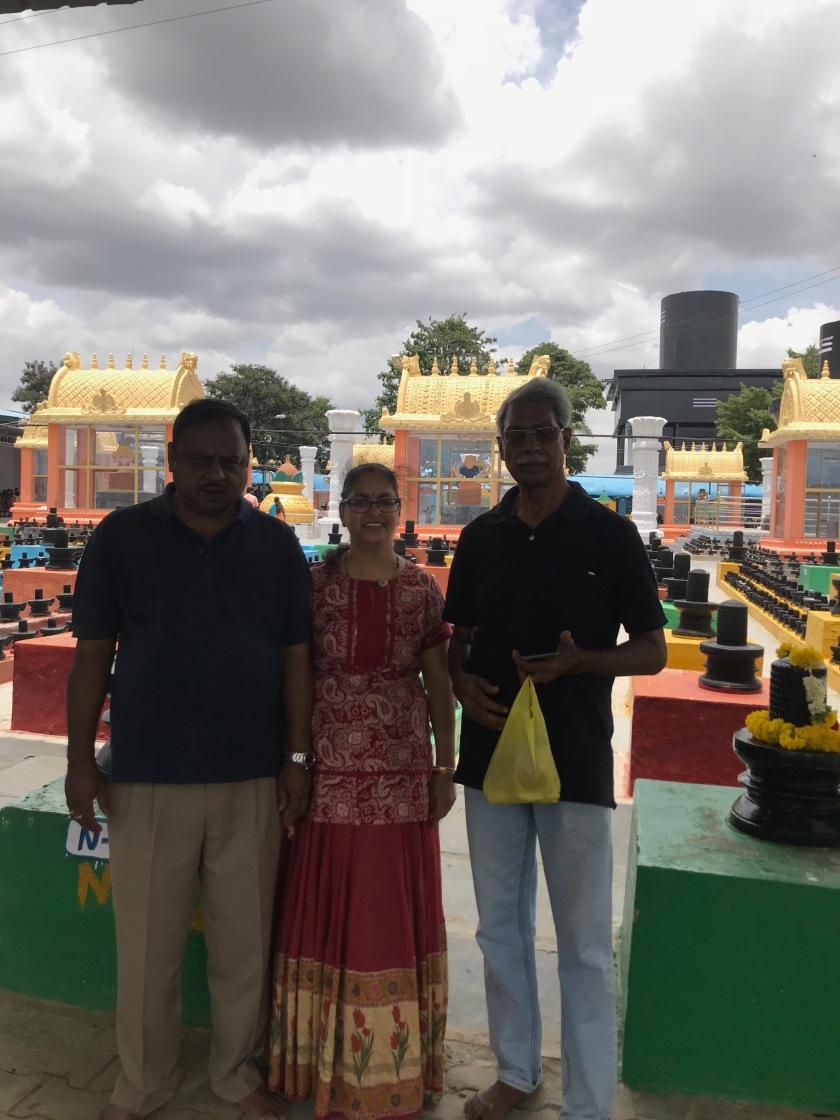 At Kotilingeshwara