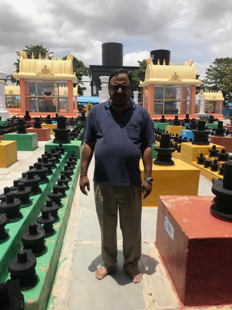 In the Open Field at Kotilingeshwara