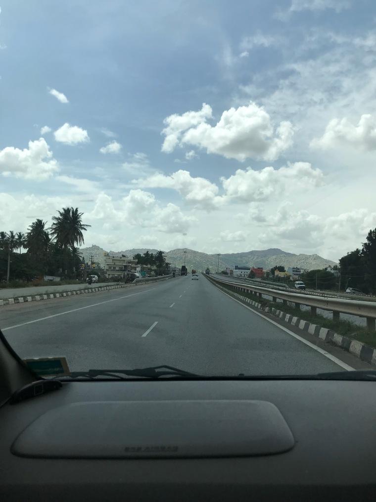 On the highway to Kolar