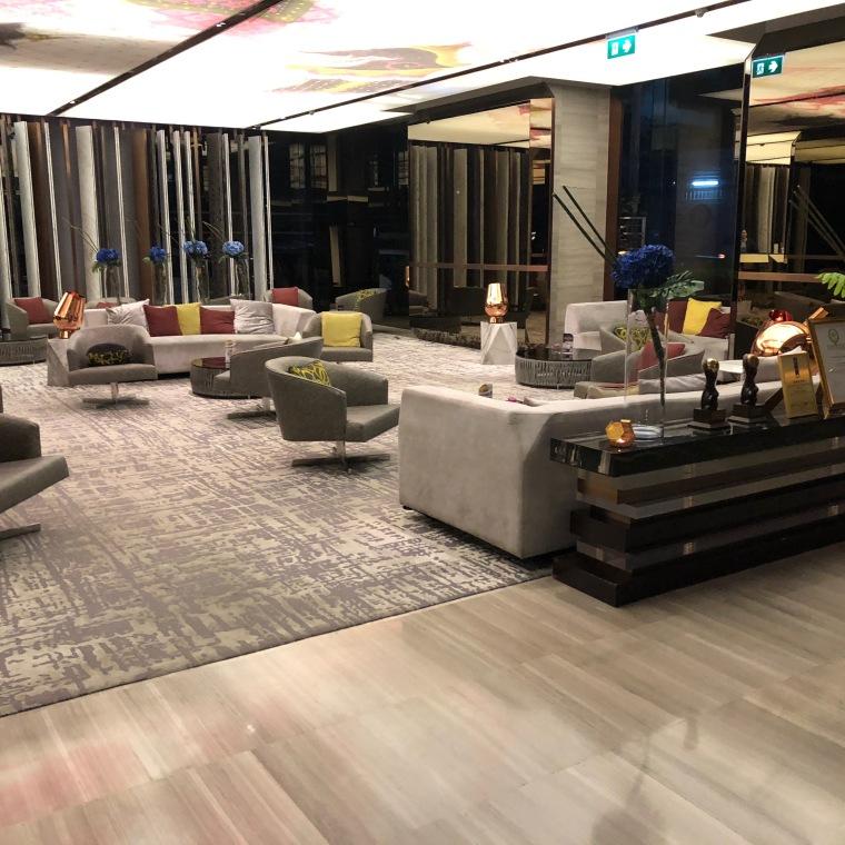 The Lobby on the Ground Floor