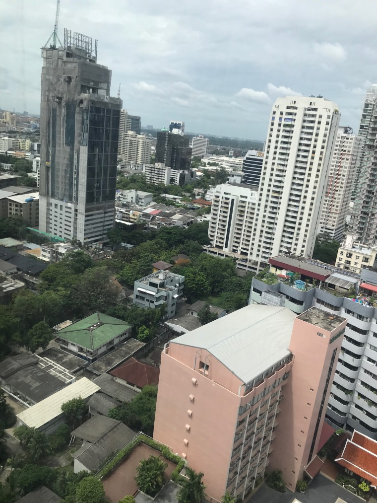 View from the 22nd Floor