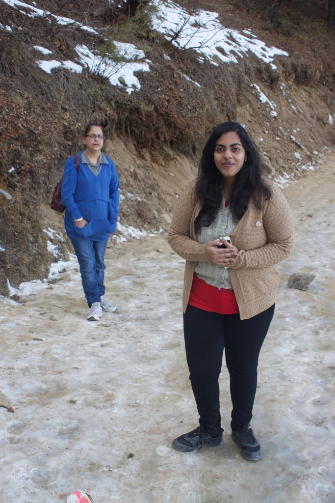 Deepshree and Ranoo