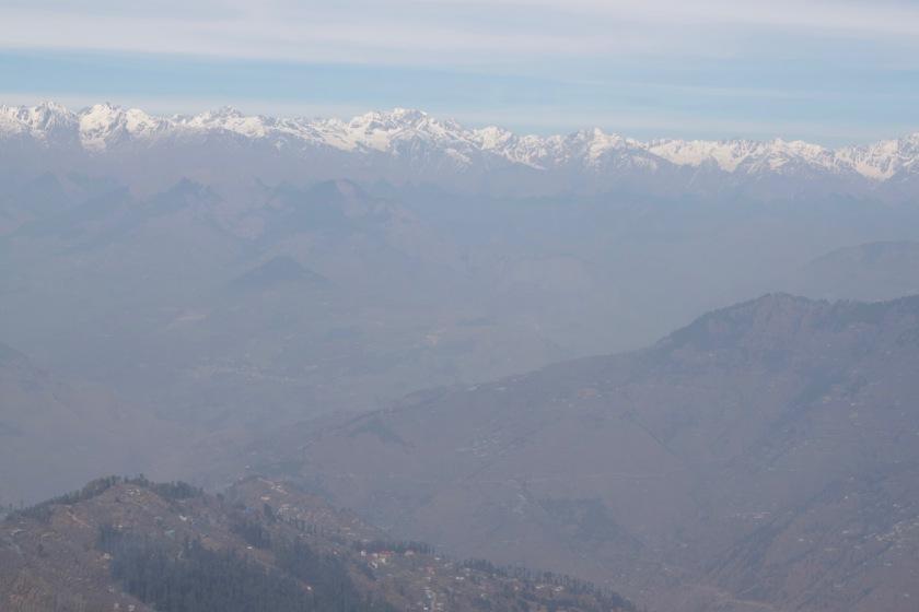 Yet another view of Shivalik Range